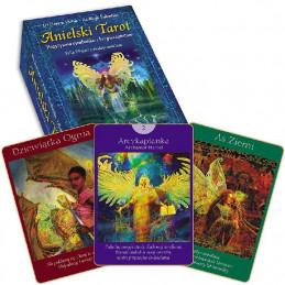 Anielski Tarot - karty + książka
