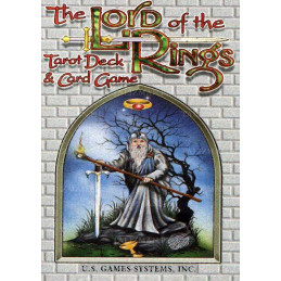 The lord of the rings tarot