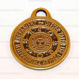 Amulet 16  Przekazujący kosmiczną energię