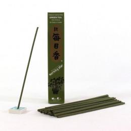 Japońskie kadzidełka MS GREEN TEA - Zielona herbata