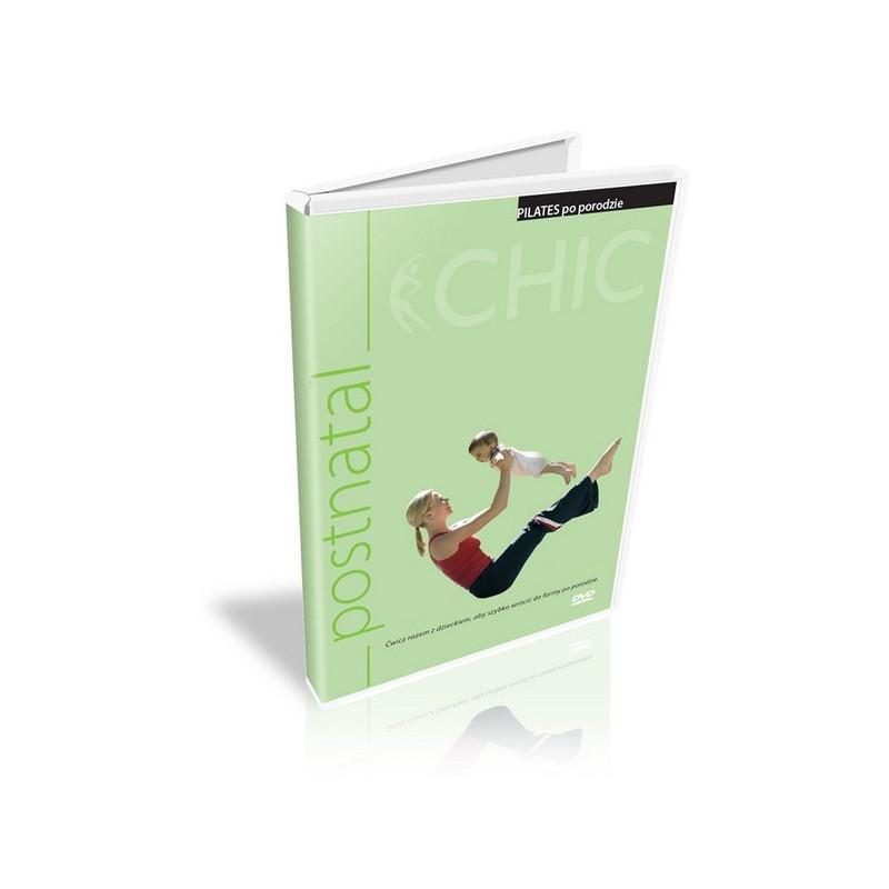 Postnatal - pilates po porodzie DVD