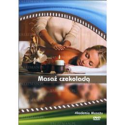 Masaż czekoladą - dvd