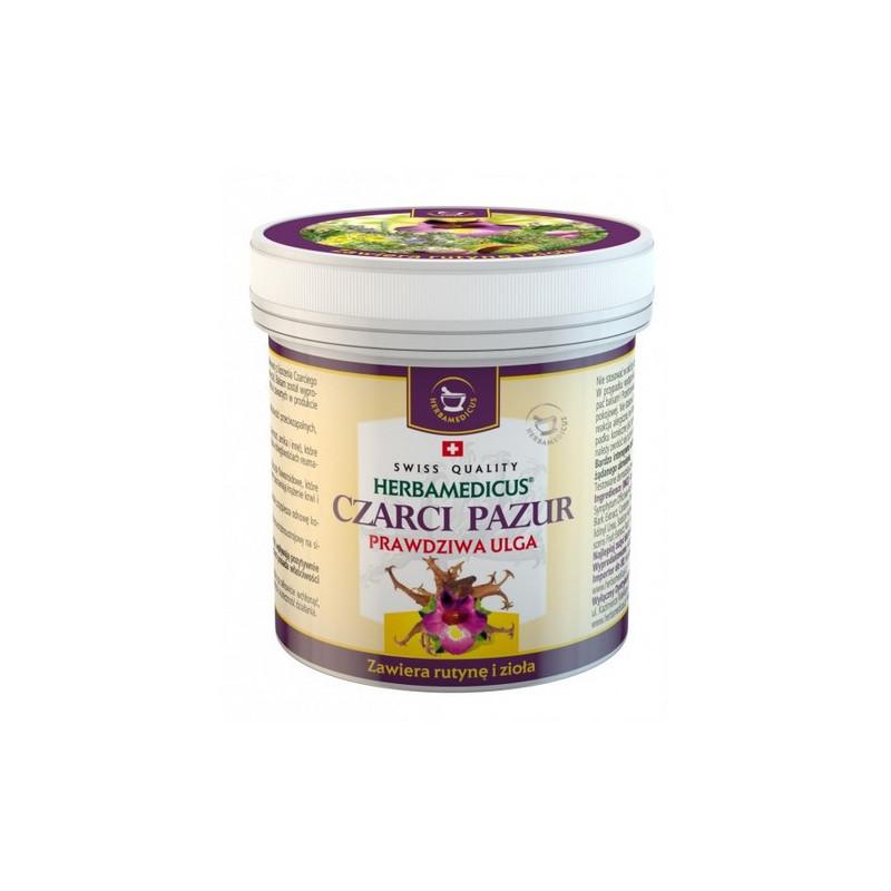 Czarci pazur z Rutyną (250 ml) Herbamedicus