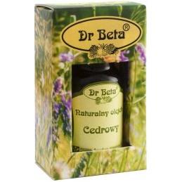 Olejek cedrowy - eteryczny dr Beta