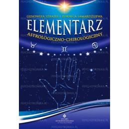 Egz. ekspozycyjny6 - Elementarz astrologiczno - chirologiczny