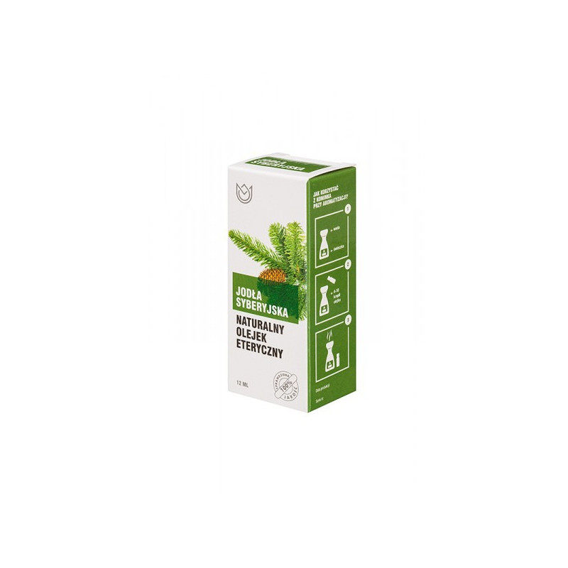 JODŁA SYBERYJSKA - Naturalny olejek eteryczny (12ml)