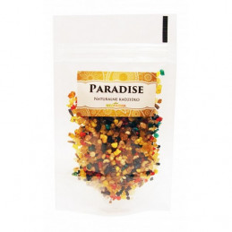 PARADISE - Naturalne kadzidło (żywica) 25g