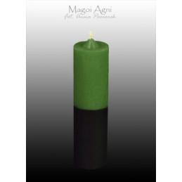 Świeca cofająca zielono -...
