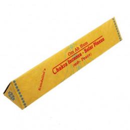 Kadzidło Czakra III Manipura / Splotu słonecznego (Chakra Incense - Solar Plexus)