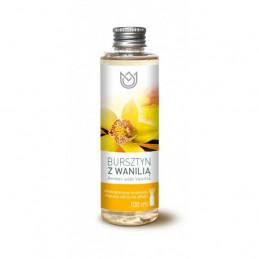BURSZTYN z WANILIĄ - Olejek zapachowy do dyfuzora (100ml)