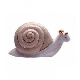 Ślimak fajansowy wym 12 x 7 cm
