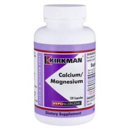Calcium Magnesium (Hypoallergenic) 120kaps.