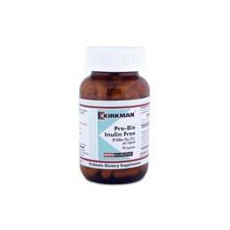 Pro- Bio Gold Inulin Free (Hypoallergenic) 60 kaps.- probiotyki Kirkman