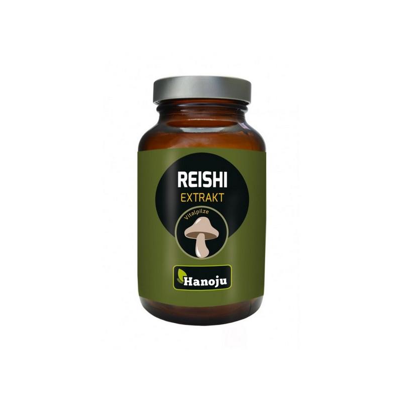 Reishi 30% ekstrakt (90 tabletek) Hanoju