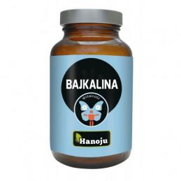 Bajkalina Ekstrakt / Tarczyca bajkalska (90 kapsułek) HANOJU