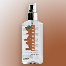 Nanobiotic COPPER / MIEDŹ 100 ml Spray aXonnite