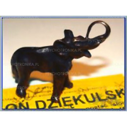 Słoń dziękulski w pełni - figurka