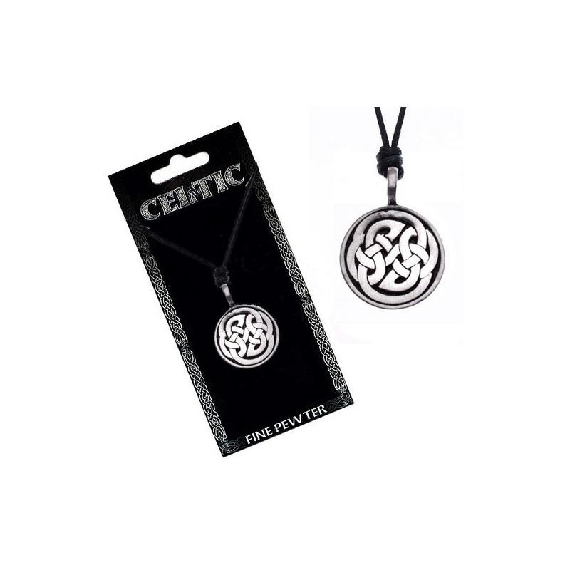 Naszyjnik na sznurku CELTIC - Węzły celtyckie