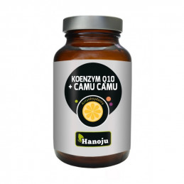 Camu Camu + Koenzym Q10 (90 kapsułek wegetariańskich) Hanoju
