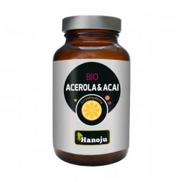 Bio Acerola 200 mg + Bio Acai 200 mg (90 kapsułek)