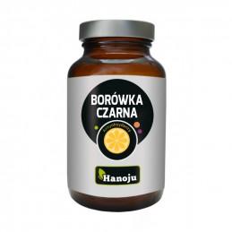 Borówka Czarna ekstrakt 25% 400mg (90 kapsułek) Hanoju