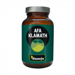 AFA Klamath algi 250mg (120 tabletek) USDA Hanoju
