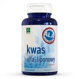 Kwas Alfa-liponowy 90 kaps. A-Z MEDICA