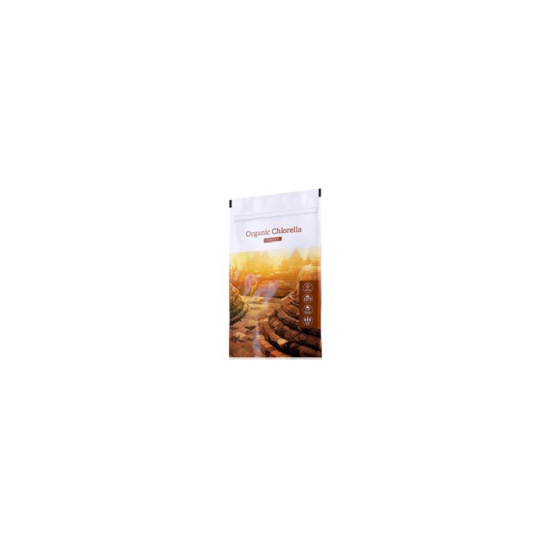 Organic Chlorella tabl 200szt ENERGY
