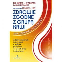 Egz. ekspozycyjny - Zdrowie zgodne z grupą krwi