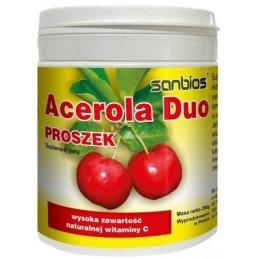Acerola Duo Proszek 200g Sanbios