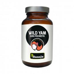 WILD YAM / Dziki Pochrzyn (90 kapsułek) Hanoju