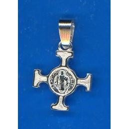Krzyż świętego Benedykta - wys. 23 mm