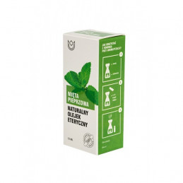 MIĘTA PIEPRZOWA - Naturalny olejek eteryczny (12ml)