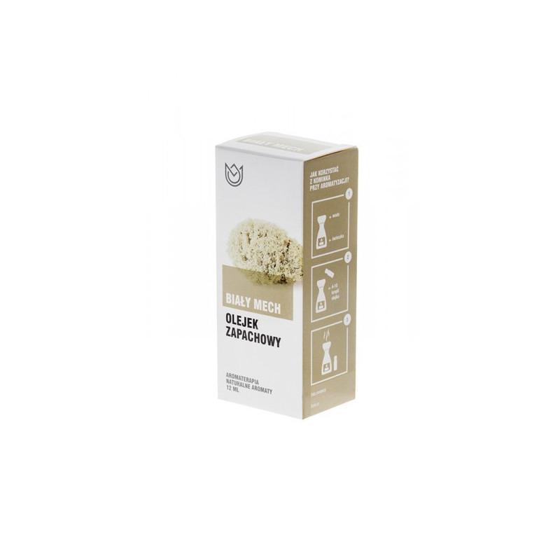 BIAŁY MECH - Olejek zapachowy (12ml)