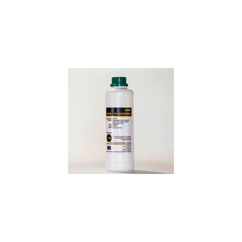 Soda oczyszczona - wodorowęglan sodu. 1 kg