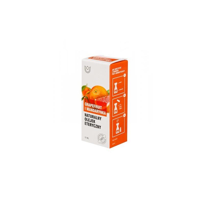 GRAPEFRUIT i MANDARYNKA - Naturalny olejek eteryczny (12ml)