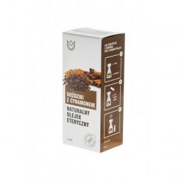 GOŹDZIKI z Cynamonem - Naturalny olejek eteryczny (12ml)