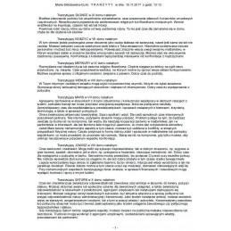 Horoskop tranzytowy-opis elektroniczny