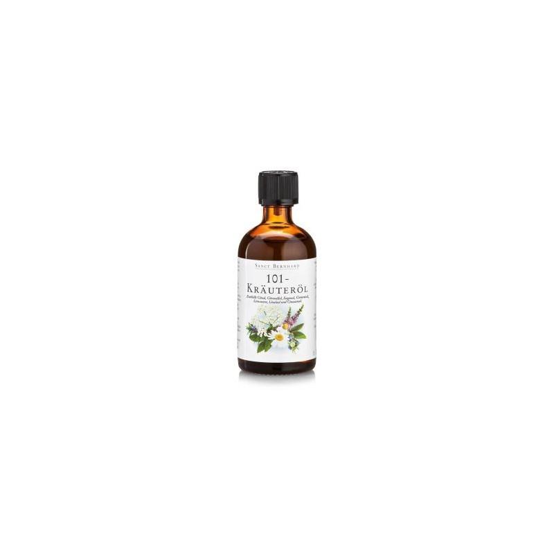 Olejek ziołowy 101-ziół 100 ml Nomak (10.2018)