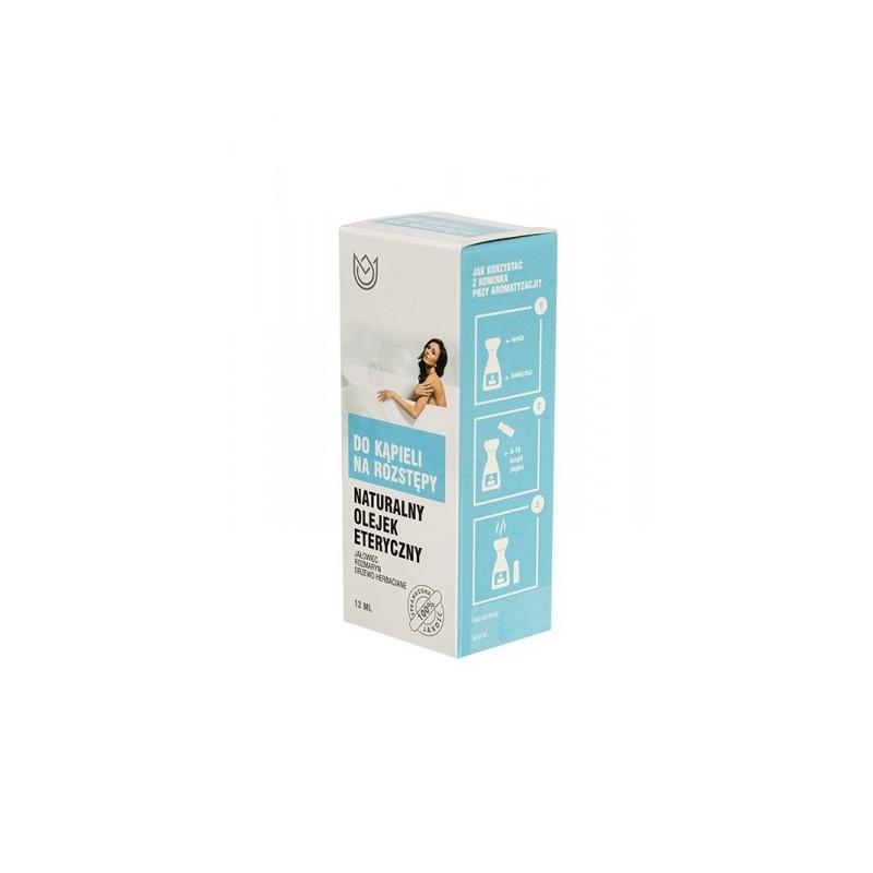 DO KĄPIELI NA ROZSTĘPY - Naturalny olejek eteryczny (12ml)