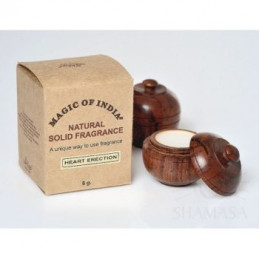 Heart erection - naturalne perfumy w kremie 6 g Song of India