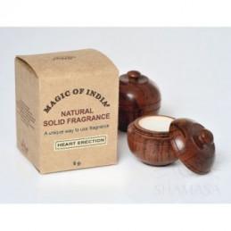 Heart erection - naturalne perfumy w kremie  6 g Magic of India