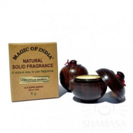 Precious Sandal - naturalne perfumy w kremie 6 g Song of India