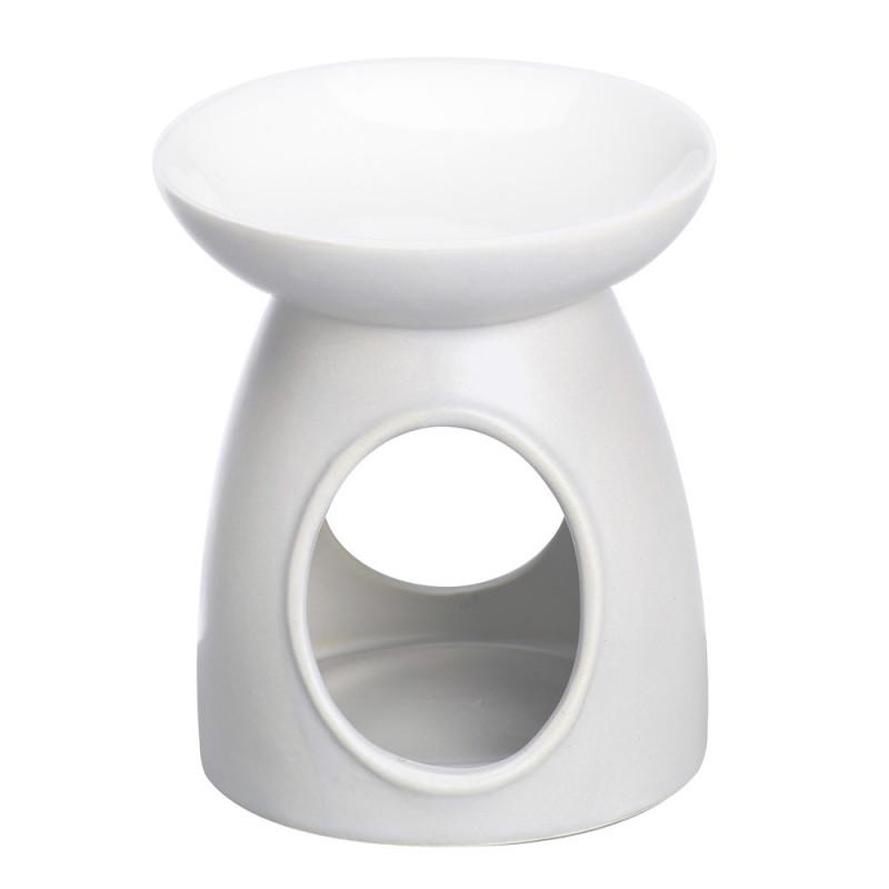 Kominek ceramiczny biały Bolsius Creation