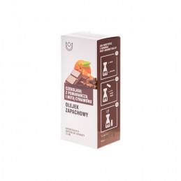 Czekolada z pomarańczą i nutą cynamonu - Olejek zapachowy (12ml)