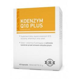 Koenzym Q10 plus 60 kaps. A-Z MEDICA /08.2019/