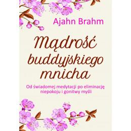 Mądrość buddyjskiego mnicha. Od świadomej medytacji po eliminację niepokoju i gonitwy myśli