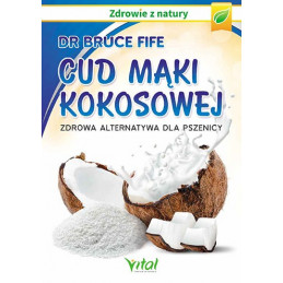 Egz. ekspozycyjny - Cud mąki kokosowej