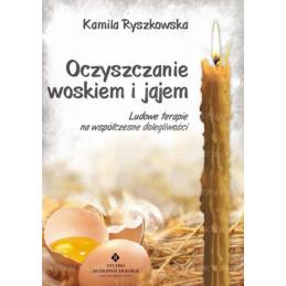 Egz. ekspozycyjny - Oczyszczanie woskiem i jajem