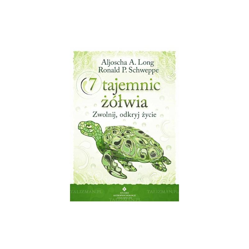 Egz. ekspozycyjny - 7 tajemnic żółwia. Zwolnij, odkryj życie